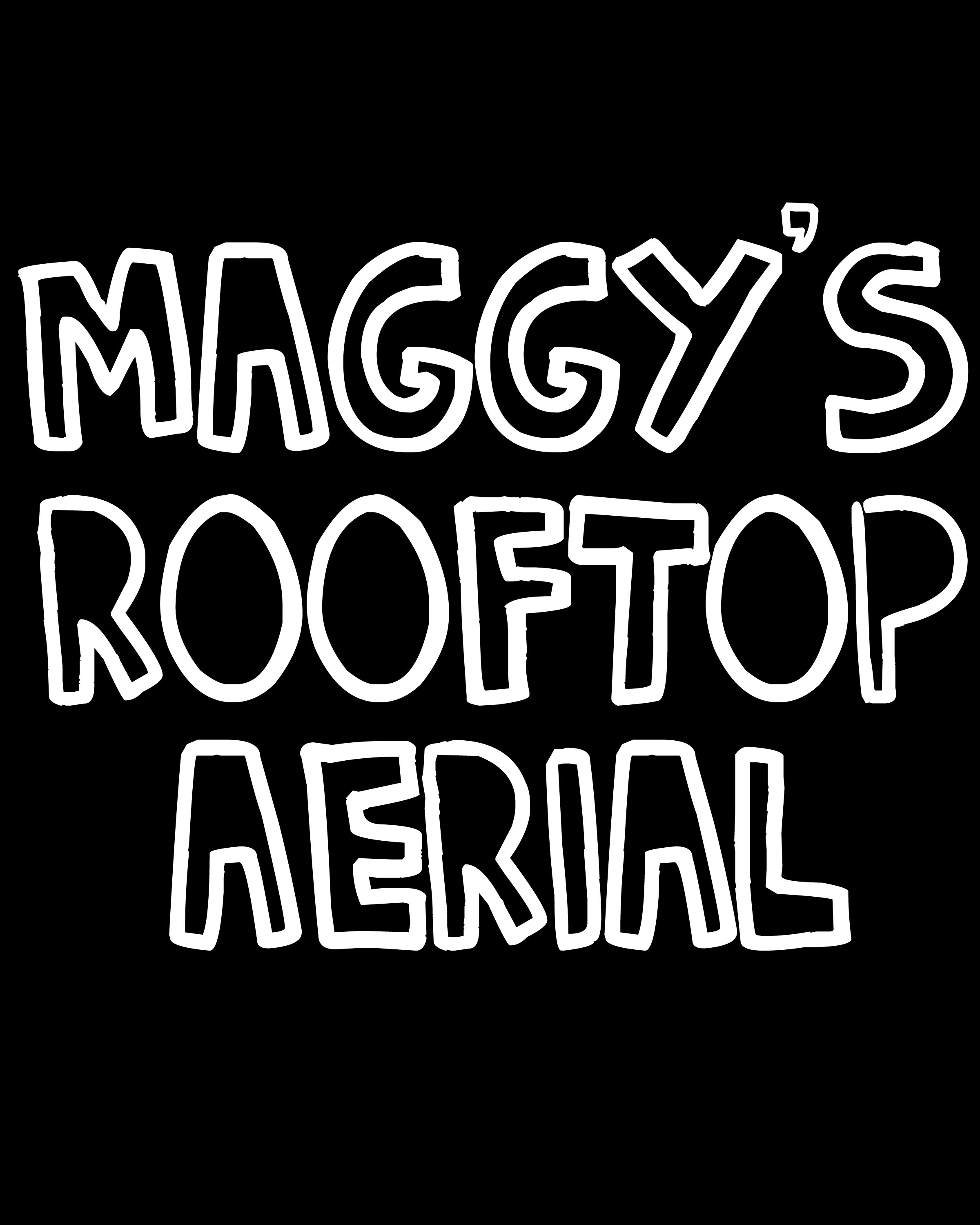 Maggy's Rooftop Aerial