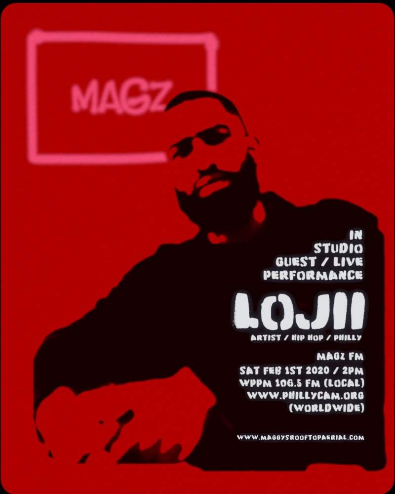 lojii done flyer image